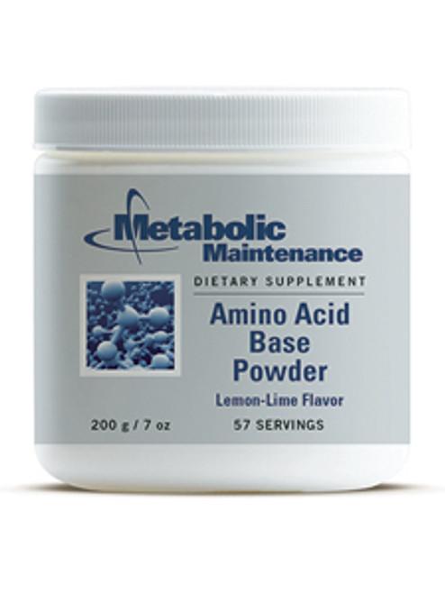 Amino Acid Base Lemon/Lime 200 gms (111)