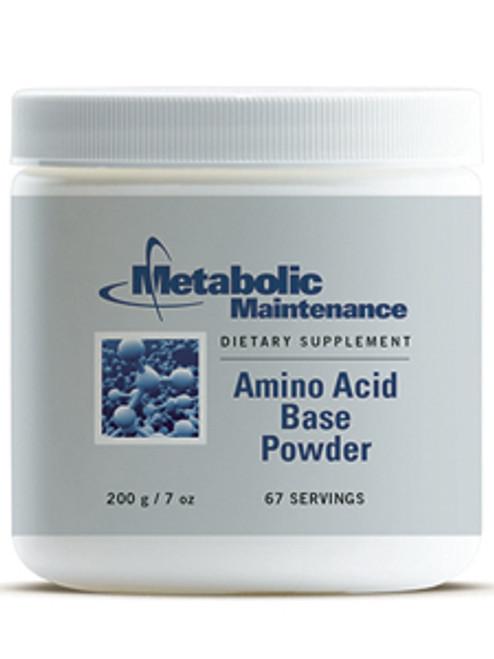 Amino Acid Base unflavored 200 gms (110)