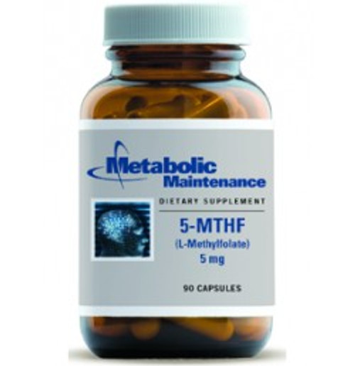 5-MTHF 5 mg 90 Capsules (531)