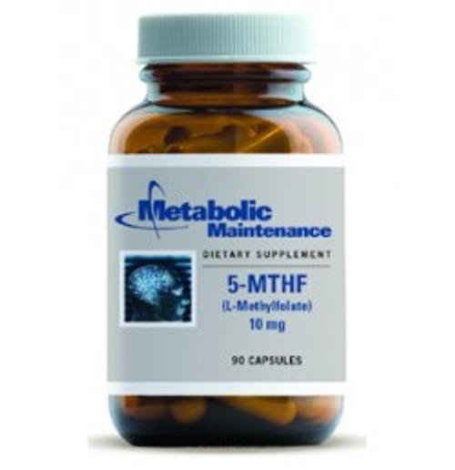 5-MTHF 10 mg 90 Capsules (00519)