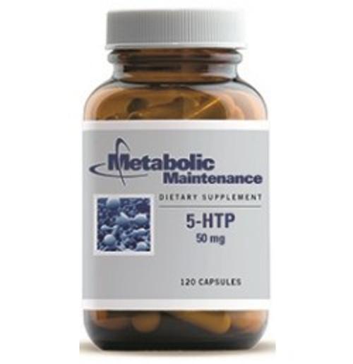 5-HTP 50 mg 120 Capsules (00107)