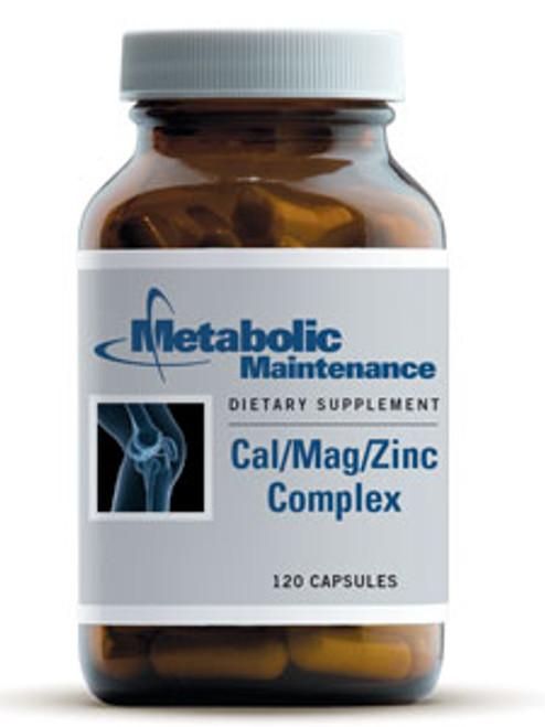 Cal/Mag/Zinc Complex 120 caps (402)
