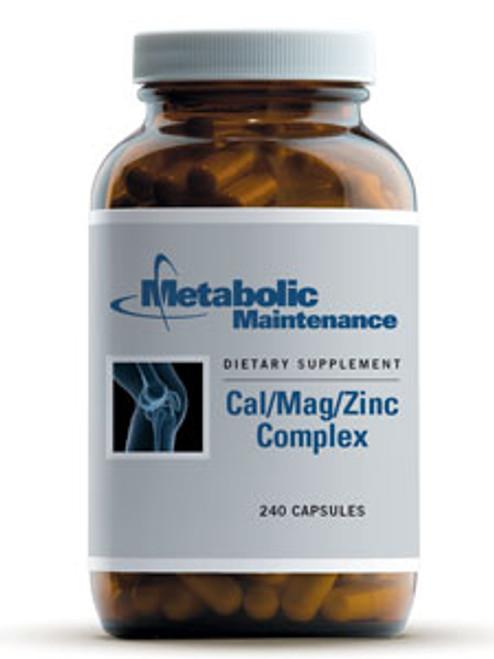 Cal/Mag/Zinc Complex 240 caps (404)
