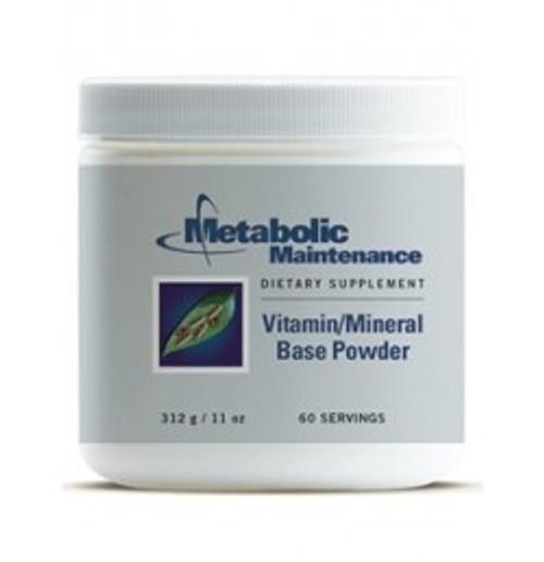 Custom Vitamin/Mineral Base Powder 312 g Powder (00508)