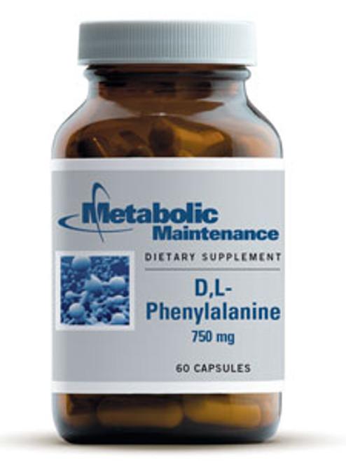 DL Phenylalanine w/B-6 60 caps (114)