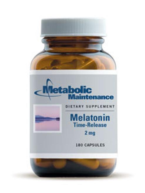 Melatonin 2 mg 180 caps (634)