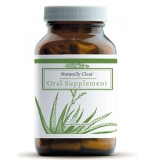 Naturally Clear Oral 90 Capsules (00002)
