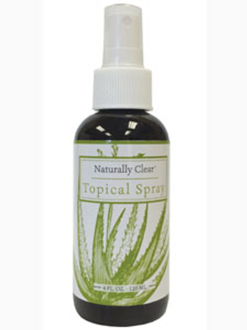 Naturally Clear Topical Spray 4 oz (3)