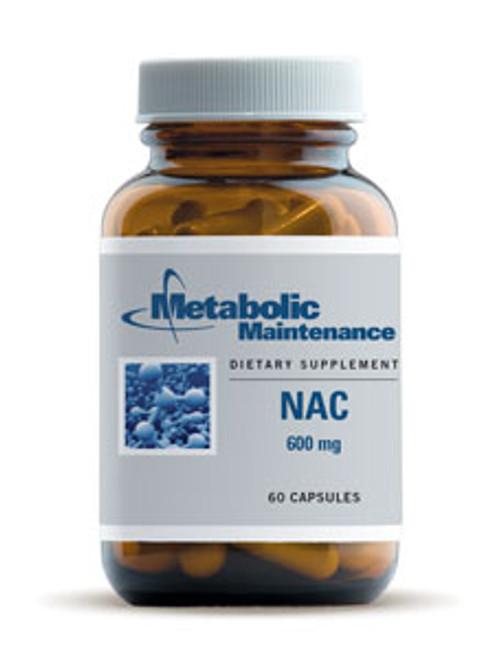 NAC 600 mg 60 caps (150)