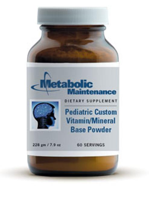 Pediatric Cust Vit/Min Base Powder 228 g (530)