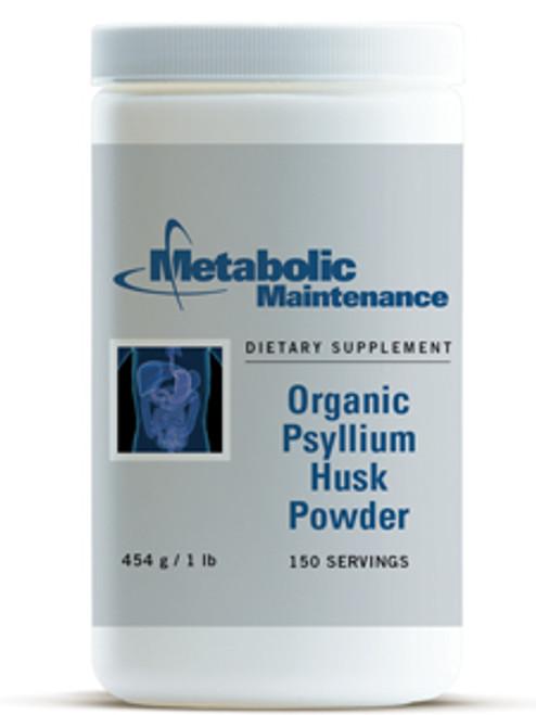 Organic Psyllium Husk Powder 454 gms (644)
