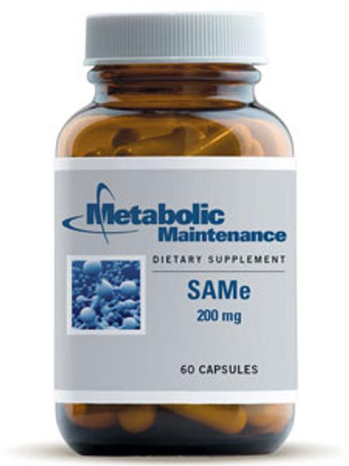 SAMe + CoFactors 200 mg 60 caps (156)
