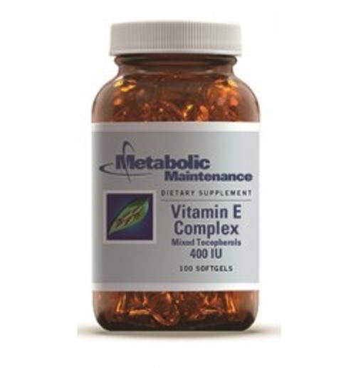 Vitamin E Complex 100 Softgels (00238)