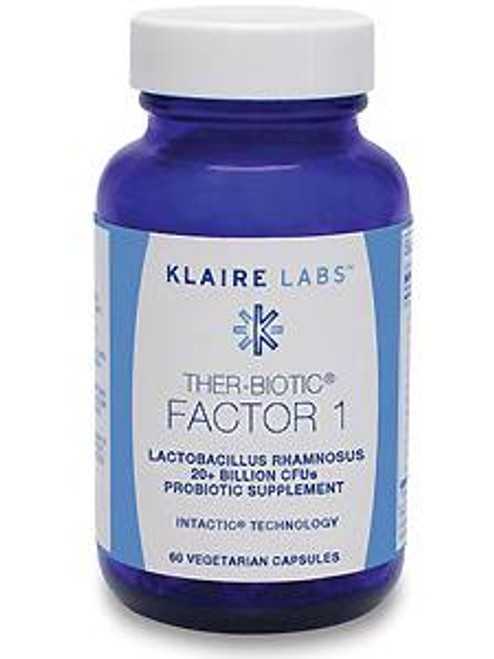 Ther-Biotic Factor 1 60 vegcap (V771-06)