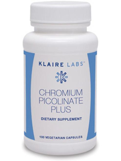 Chromium Picolinate Plus 100 vegcap (V122-10)