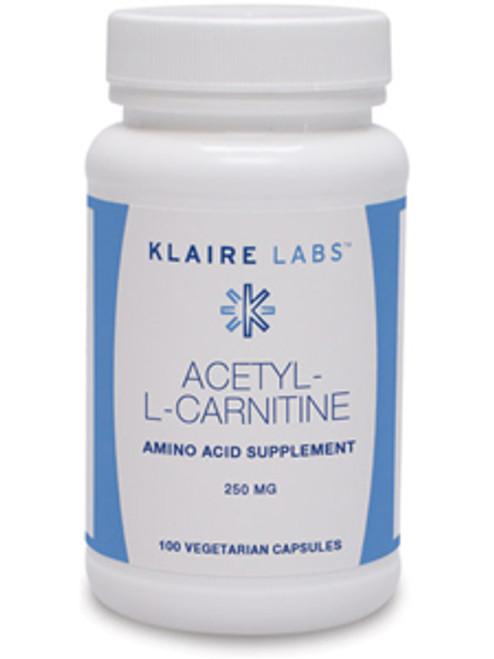 Acetyl L-Carnitine 100 vegcap (V941-10)