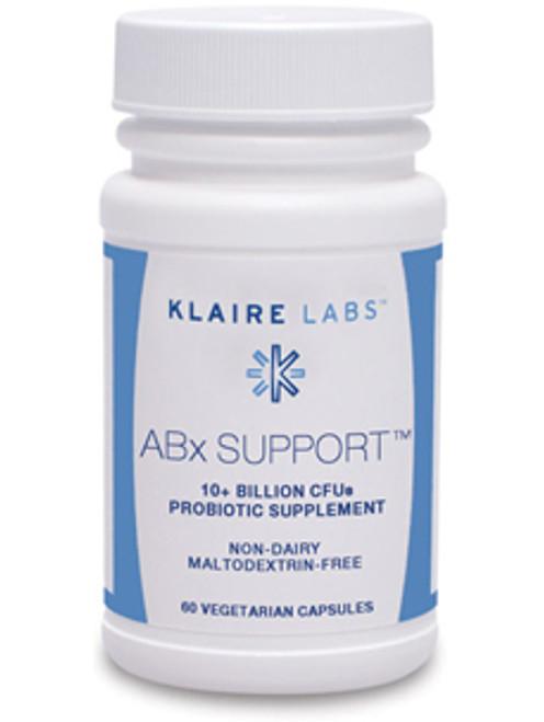 ABx Support 60 vegcap (K-ABX-60)
