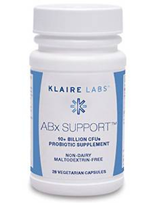 ABX Support 28 vegcap (K-ABX)