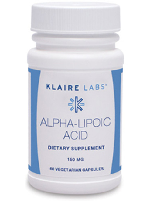 Alpha Lipoic Acid 150 mg 60 vegcap (V293-06)