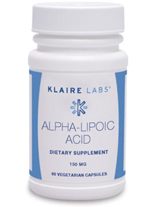 Alpha Lipoic Acid 150 mg 60 vegcap (V293-06)