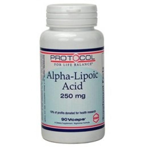 Alpha Lipoic Acid 250 mg 90 Capsules (P3042)