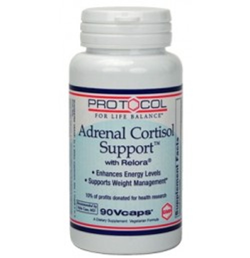 Adrenal Cortisol Support 90 Capsules (P3344)