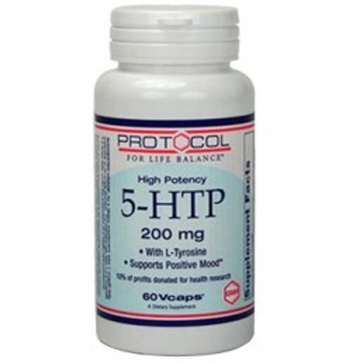 5-HTP 200 mg 60 Capsules (P0108)