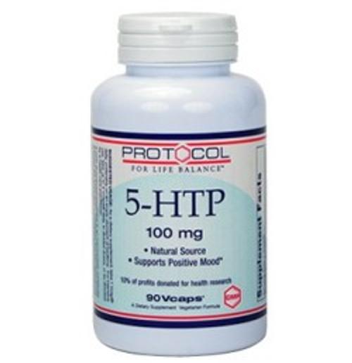 5-HTP 100 mg 90 Capsules (P0105)