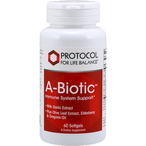 A-Biotic 60 Softgels (P1811)
