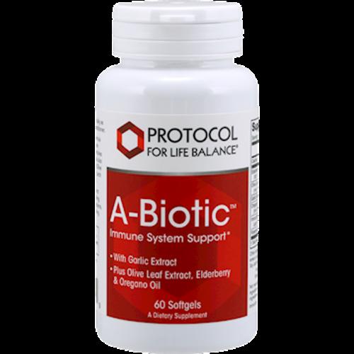 A-Biotic 60 Softgels (P1811)