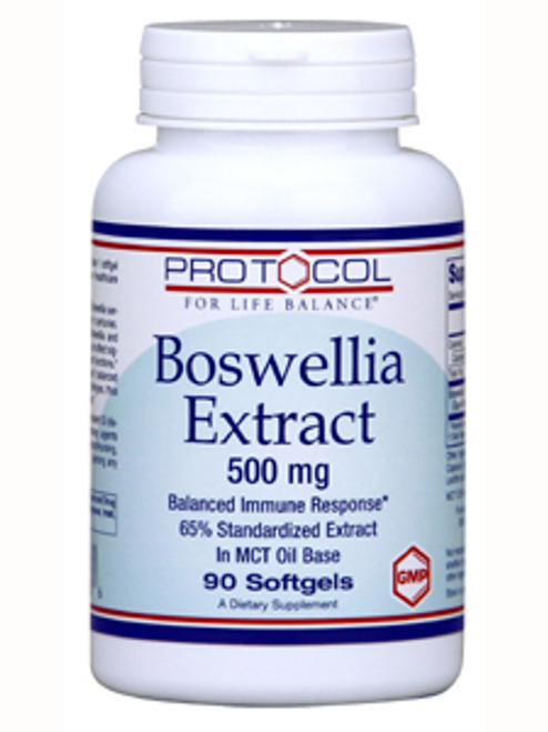 Boswellia Extract 500mg 90 gels (P4936)