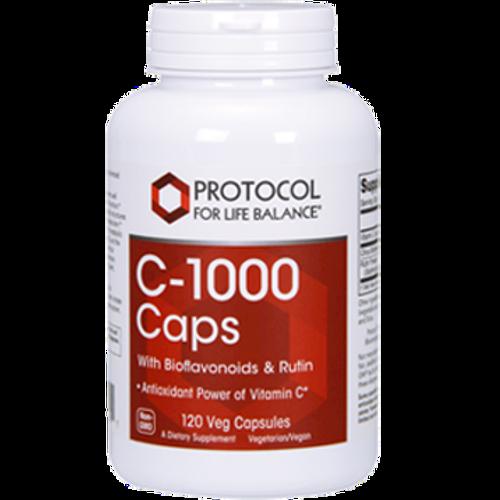 C-1000 Caps 120 Capsules (P0690)