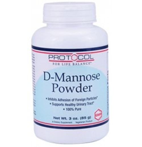 D-Mannose Powder 3 oz Powder (P2810)