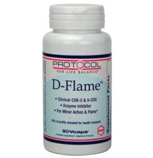 D-Flame 90 Capsules (P3121)