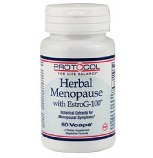 Herbal Menopause with EstroG-100 60 Capsules (P3377)