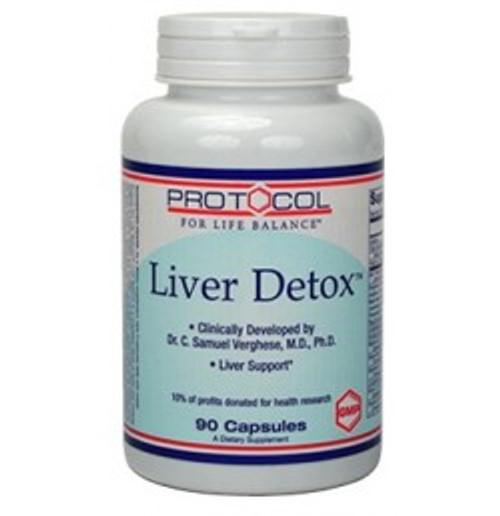 Liver Detox 90 Capsules (P2448)