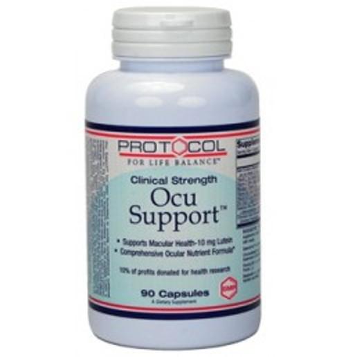 Ocu Support Clinical Strength 90 Capsules (P3301)