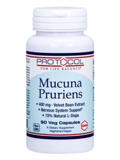 Mucuna Puriens 90 vegcaps (P3092)