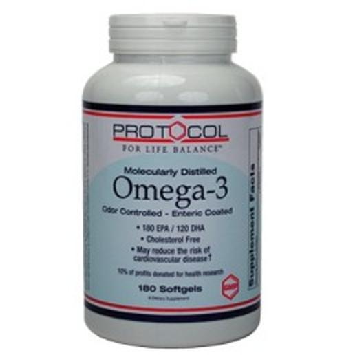Omega-3 180 Softgels (P1657)