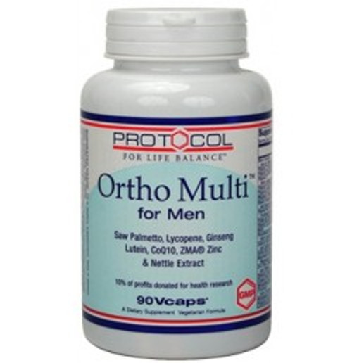 Ortho Multi for Men 90 Capsules (P3878)