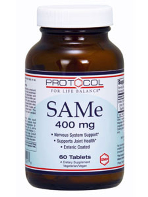 SAMe 400 mg 60 tabs (P0141)