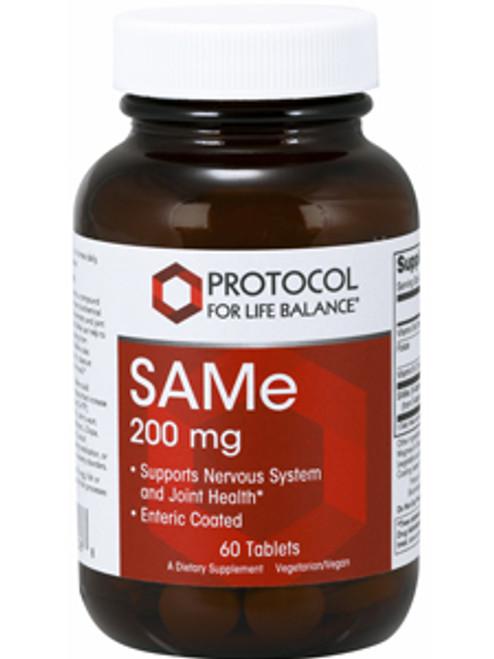 SAMe 200 mg 60 tabs (P0138)