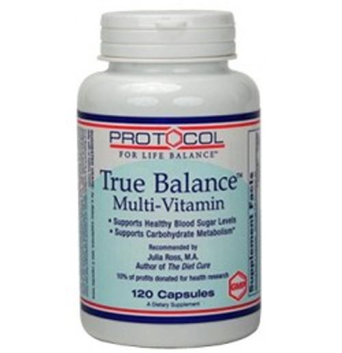 True Balance Multi-Vitamin 120 Capsules (P3380)