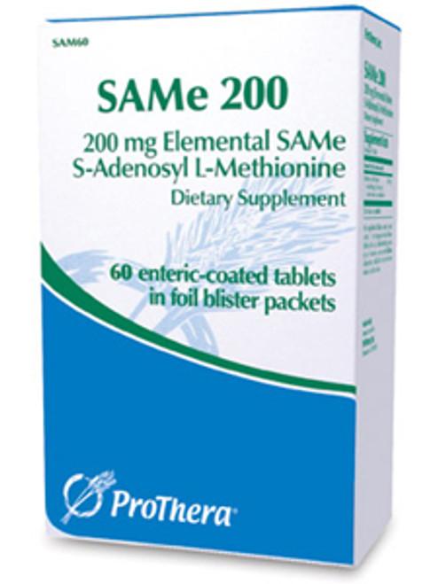 SAMe 200 60 tabs (SAM60)