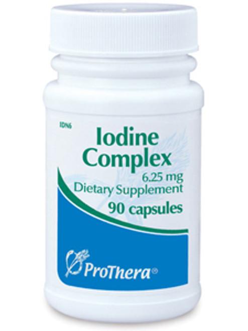 Iodine Complex 6.25 mg 90 caps (IDN6)