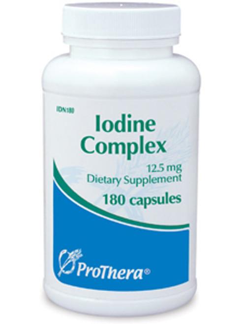 Iodine Complex 12.5 mg 180 caps (IDN180)