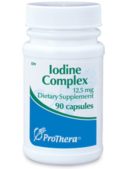 Iodine Complex 12.5 mg 90 caps (IDN)