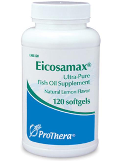 Eicosamax Fish Oil 120 softgels (EMX120)