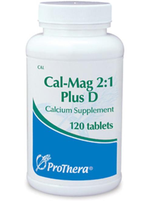Cal-Mag 2:1 Plus D 120 tabs (CAL)