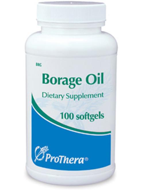 Borage Oil 1000 mg 100 gels (BRG)